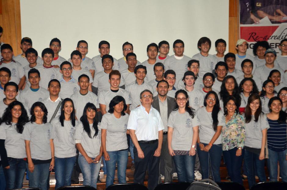 Se espera que los estudiantes de todas las universidades propongan a sus mejores candidatos para obtener los primeros lugares de este certamen académico. (Foto: Ingeniería Usac)