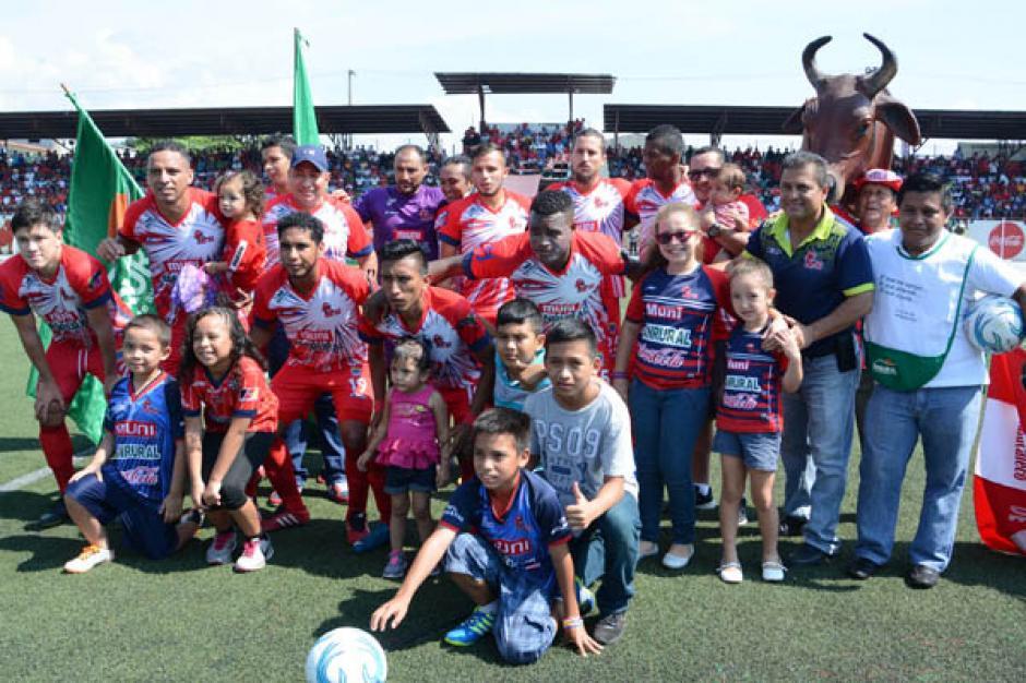 El cuadro de Malacateco avanzó a las semifinales del Torneo Apertura 2016. (Foto: Nuestro Diario)