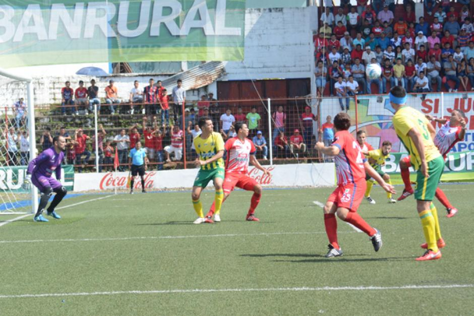 Malacateco enfrentará a Municipal en las semifinales. (Foto: Nuestro Diario)