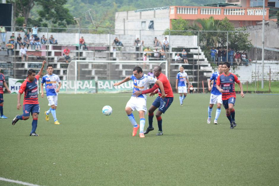 En Malacatán los visitantes se llevaron los puntos. Suchi le ganó 2-0 a Malacateco. (Fotos: Esner Navarro/Nuestro Diario)