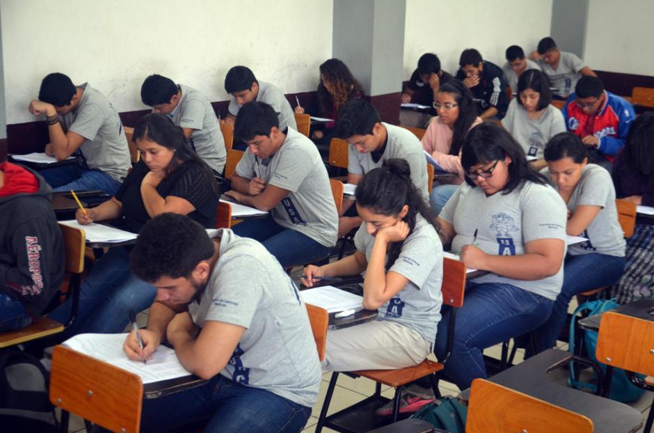 Las pruebas son exigentes, pero motivan a los participantes a explotar su potencial. (Foto: Ingeniería Usac)