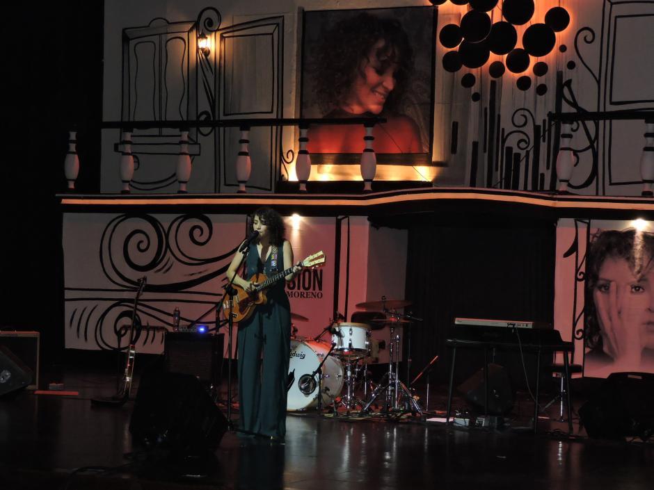 Gaby espera ofrecer pronto un concierto en Guatemala. (Foto: Fredy Hernández/Soy502)
