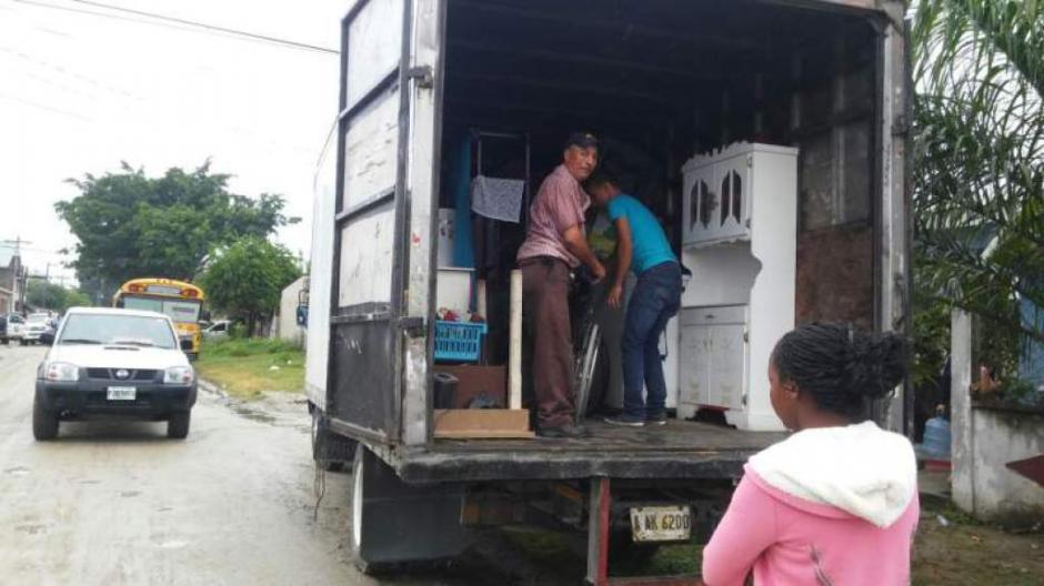 La gente fue obligada por los pandilleros a dejar sus casas. (Foto: www.elheraldo.hn)