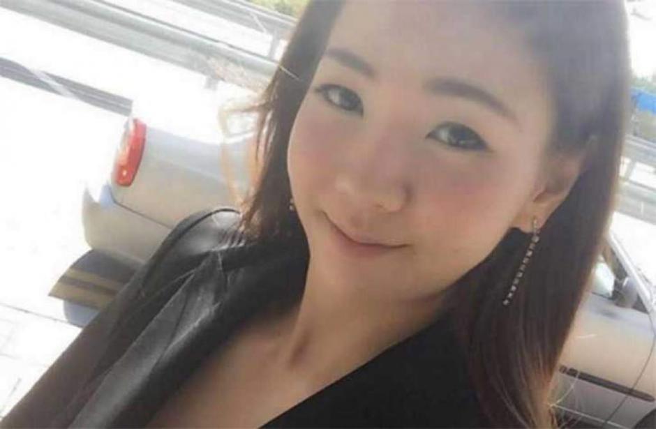 Se desconoce la identidad de la joven que ha llamado la atención entre los usuarios de redes sociales.(Foto: www.elheraldo.hn)