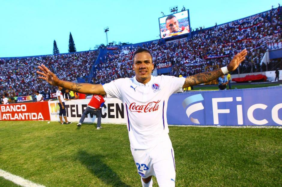 El futbolista hondureño Arnold Peralta fue asesinado en Honduras. (foto: La Prensa. hn)