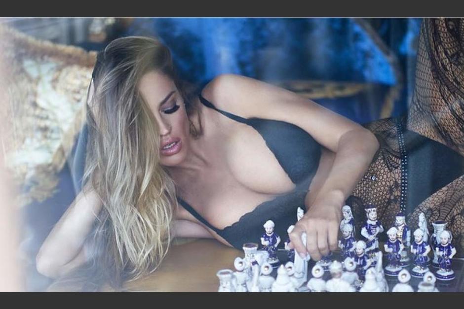 El ajedrez es una de las pasiones de Charlie Riina. (Foto: Twitter)