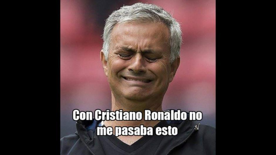 """Hasta """"CR7"""" salió bailando en los """"memes"""". (Foto: Twitter)"""