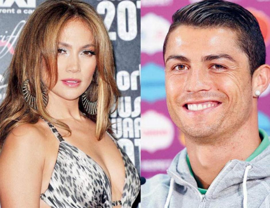 Cristiano Ronaldo y JLo se unieron para apoyar a su amigo RedOne,