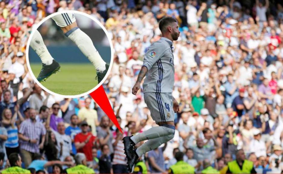 Ramos espera concluir en las próximos días su contrato con Nike y ser patrocinado por otra marca. (Foto: Twitter)