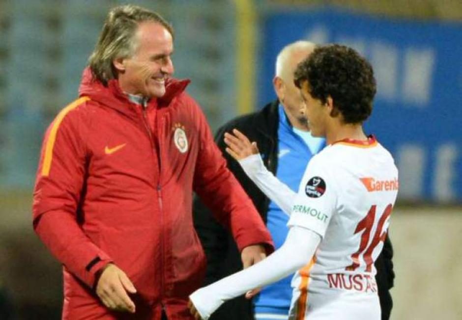 Kapi dará de qué hablar en el futuro en el fútbol turco. (Foto: Twitter)