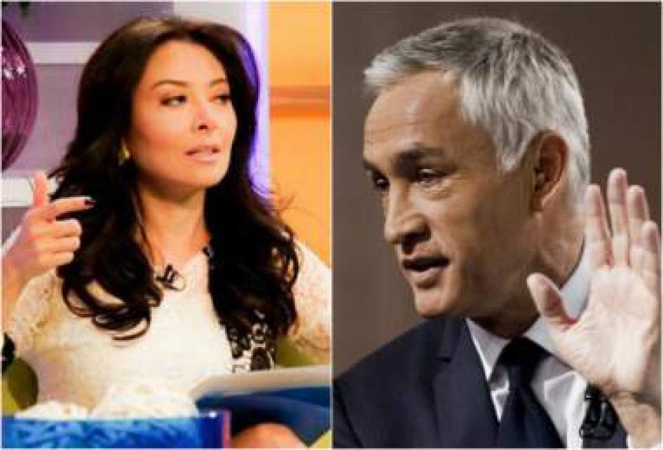 Patricia Arbulú pidió a Jorge Ramos que renuncie. (Foto: Twitter)