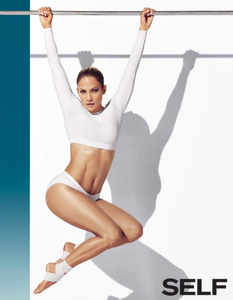 Jennifer López, lanzó el reto #BeTheGirl.