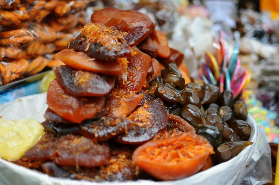 Los dulces típicos son de los preferidos por las familias guatemaltecas. (Foto: Alejandro Balán/Soy502)