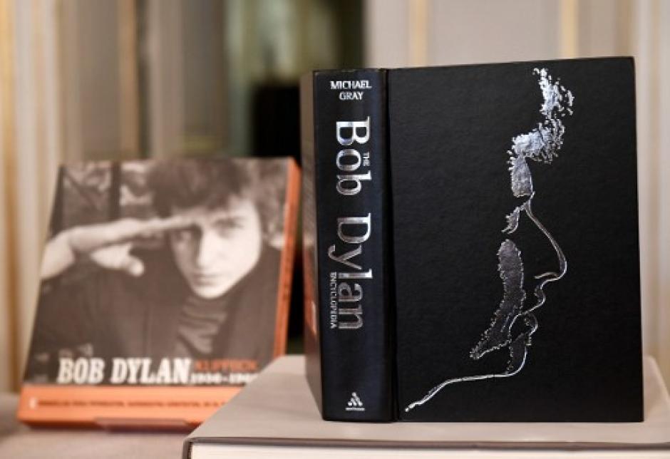 """El cantautor estadounidense presentó su último disco en mayo de este año llamado """"Fallen Angels"""". (Foto: AFP)"""