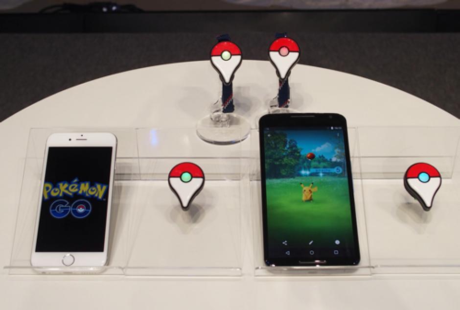 El Pokémon Go Plus saldrá a la venta el 30 de septiembre. (Foto: Twitter)