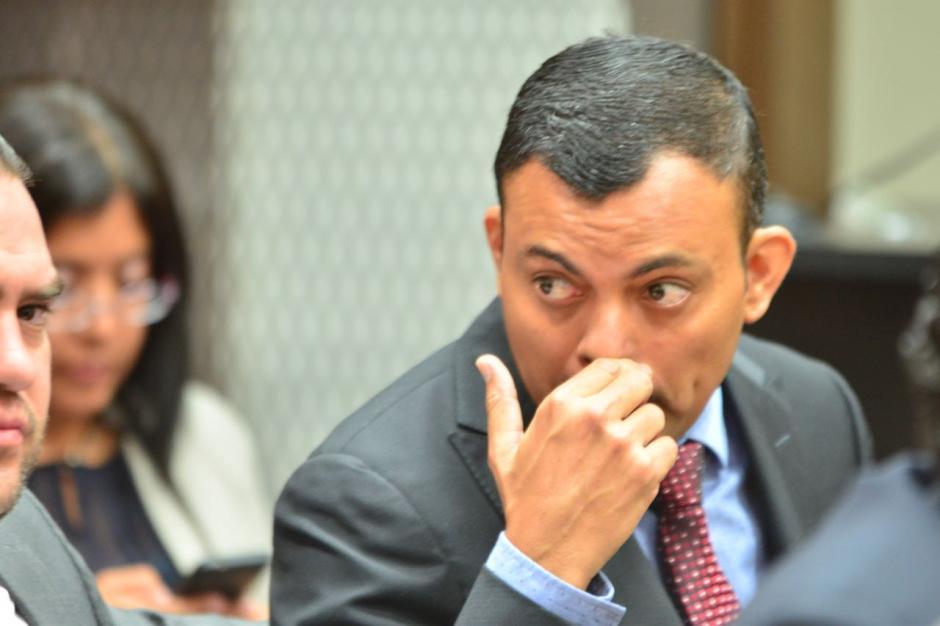 Carlos Guerra Villeda también es sindicado en el caso Cooptación por financiamiento electoral ilícito. (Foto: Jesús Alfonso/Soy502)