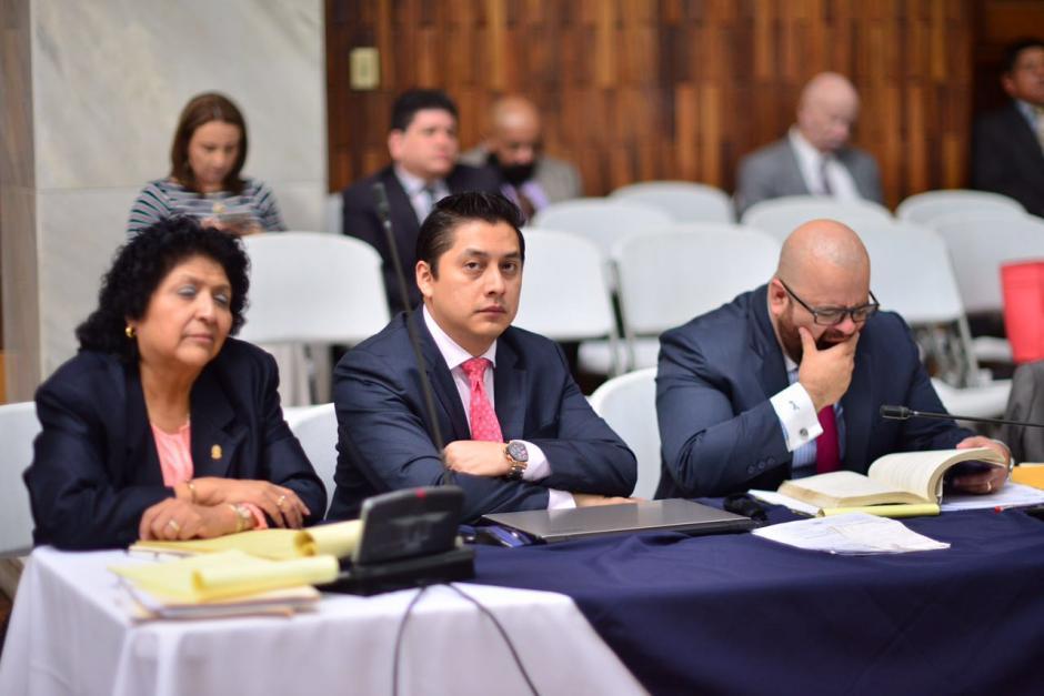 Mario Cano fue uno de los primeros en solicitar medidas sustitutivas. (Foto: Jesús Alfonso/Soy502)