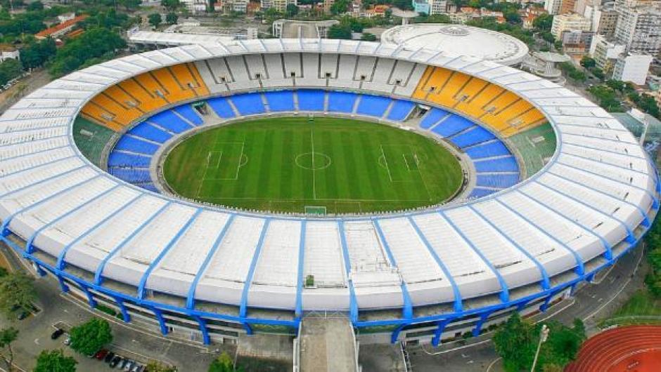 Río de Janeiro futbol foto