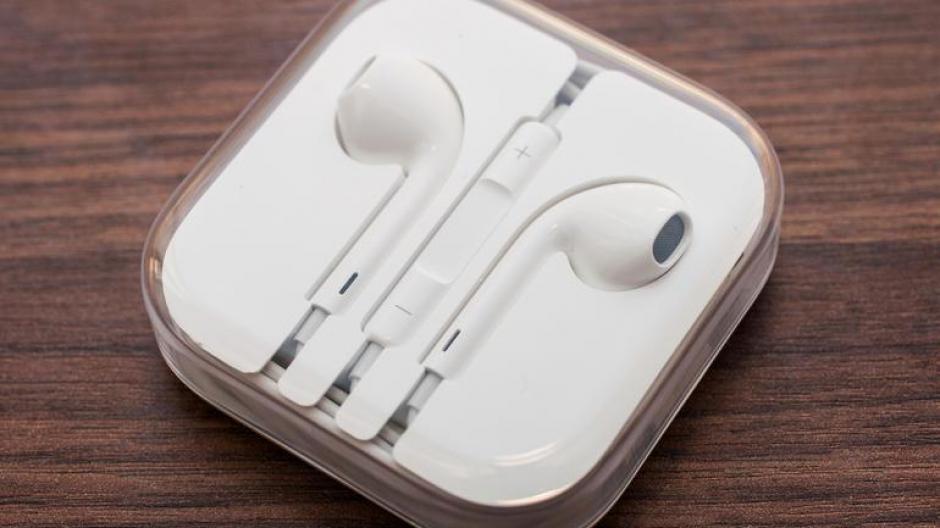 Así podrían lucir los nuevos audífonos del iPhone. (Foto: 9to5mac)