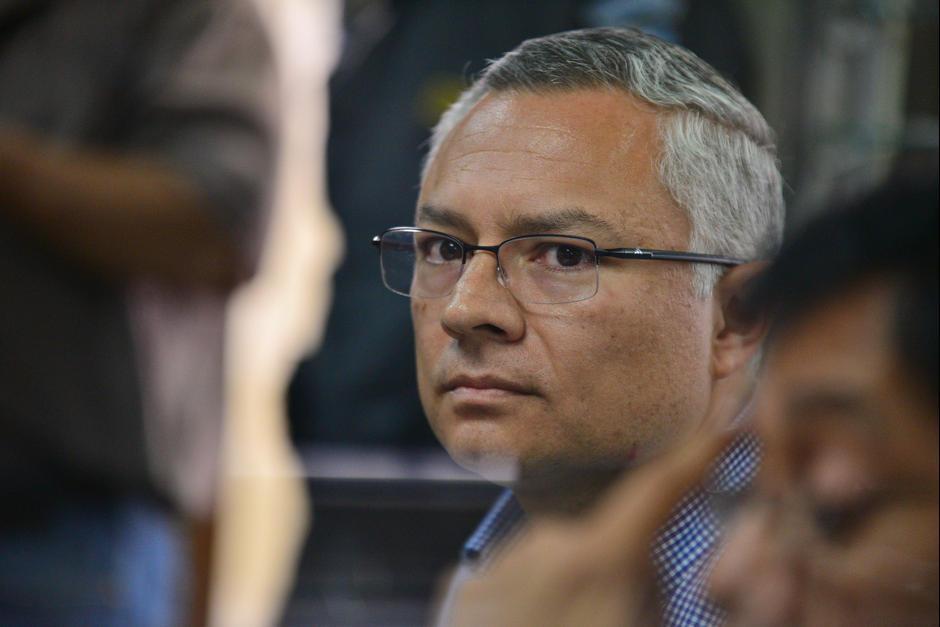 """Alias """"Eco"""" ya declaró como colaborador eficaz en el caso La Línea. (Foto: Archivo/Soy502)"""