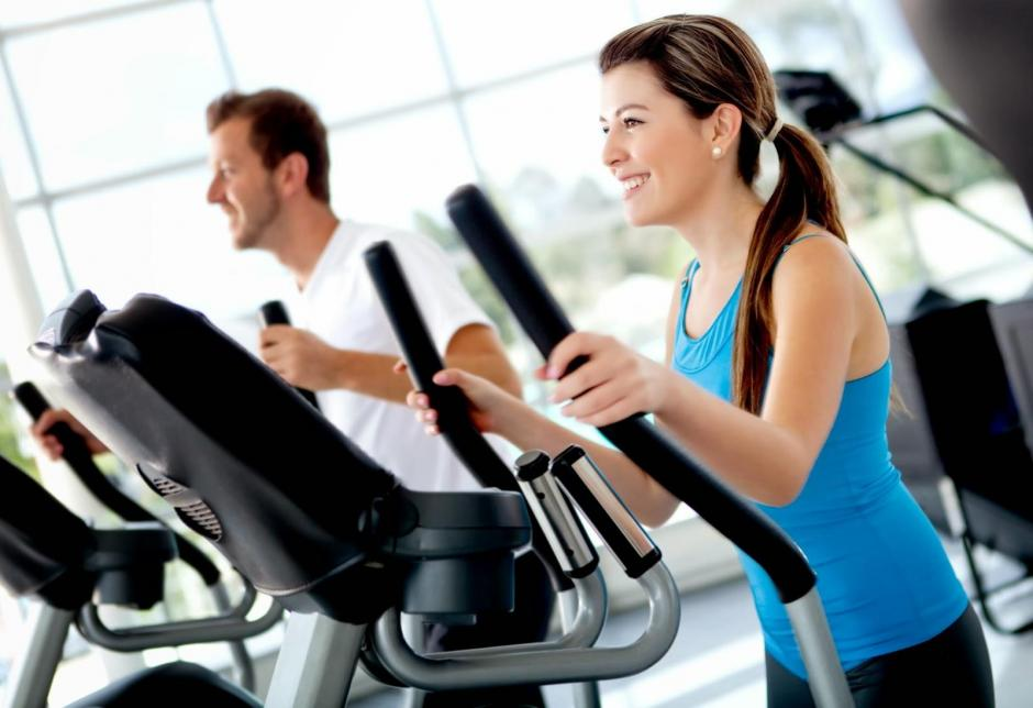 Si te sientes preparado después de unas semanas, puedes asistir a un gimnasio. (Foto: Ecología Verde)