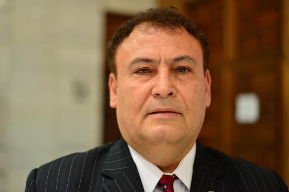 El magistrado presidente de la sala segunda de apelaciones del ramo civil, Eddy Giovanni Orellana Donis. (Foto Wilder López/Soy502)