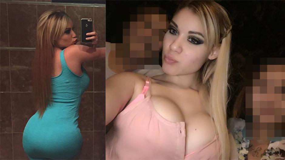 El esposo de Karla Karina fue asesinado a principios de este año en Tamaulipas. (Foto: Facebook Karla Garza)