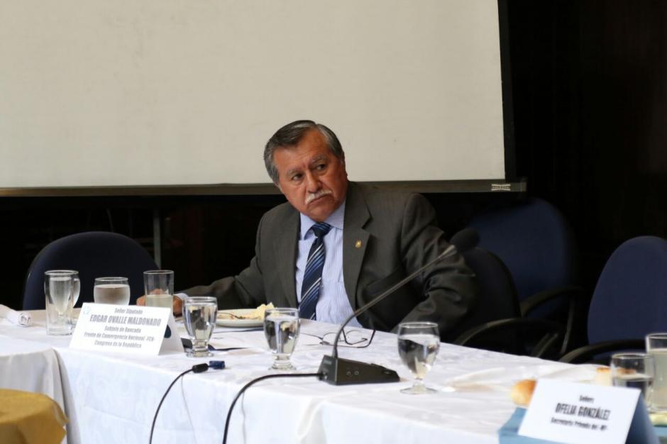 FCN trabaja en enmiendas a las reformas constitucionales. (Foto: Alejandro Balán/Soy502)