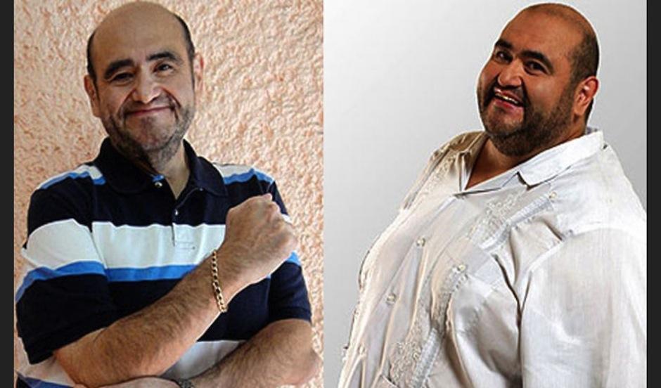 El actor Edgar Vivar ha luchado por sus problemas de sobre peso. (Foto: ciudad.com.ar)
