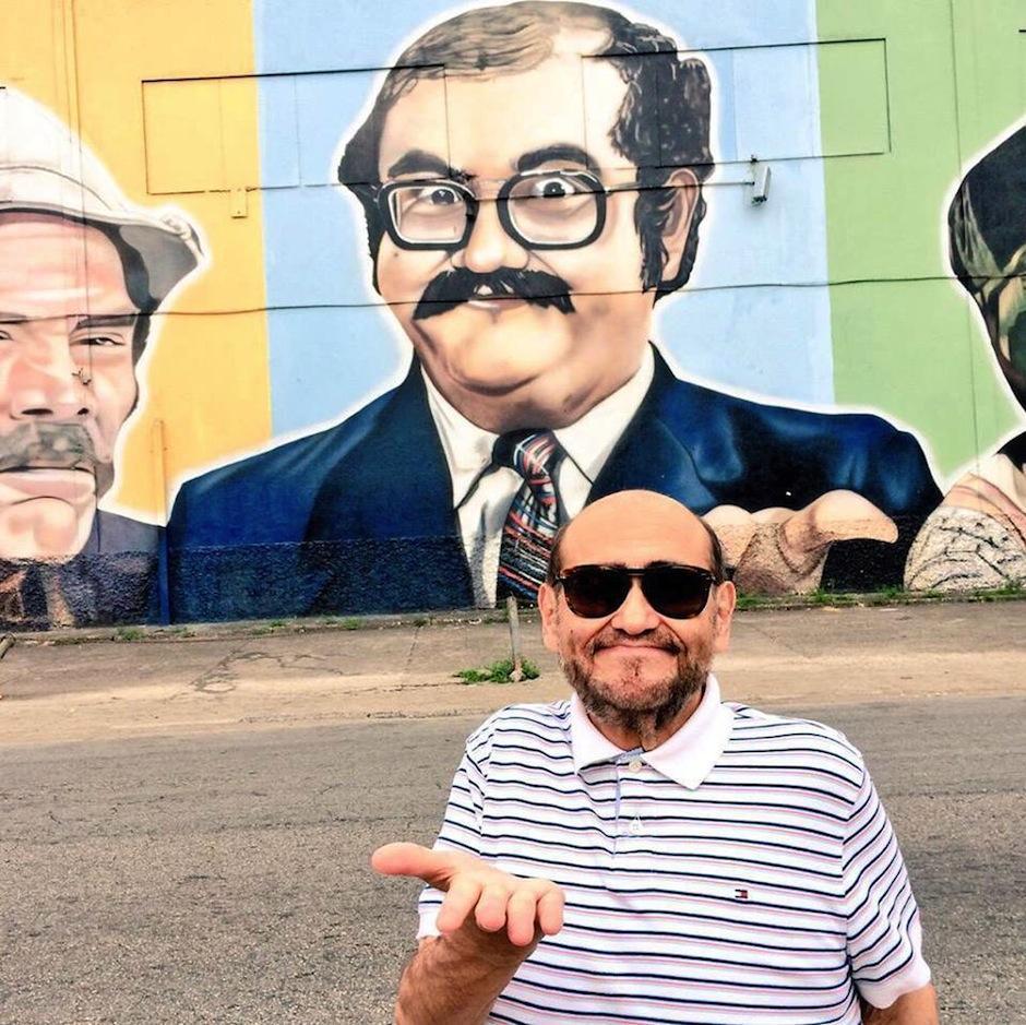 El actor es uno de los más queridos del programa Chespirito. (Foto: taringa.net)