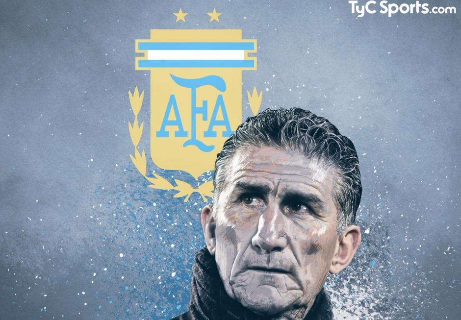 AFA anunció a Edgardo Bauza como nuevo seleccionador albiceleste. (Foto: Twitter)
