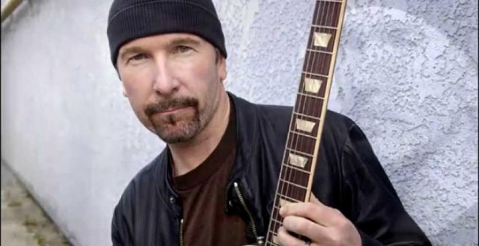 The Edge es el primer rockero en tocar en la Capilla Sixtina. (Foto: mixfm.mx)
