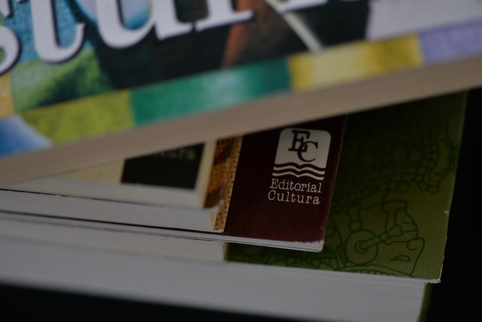 Conoce la Editorial Cultura, institución del Ministerio de Cultura y Deportes. (Foto: Wilder López/Soy502)