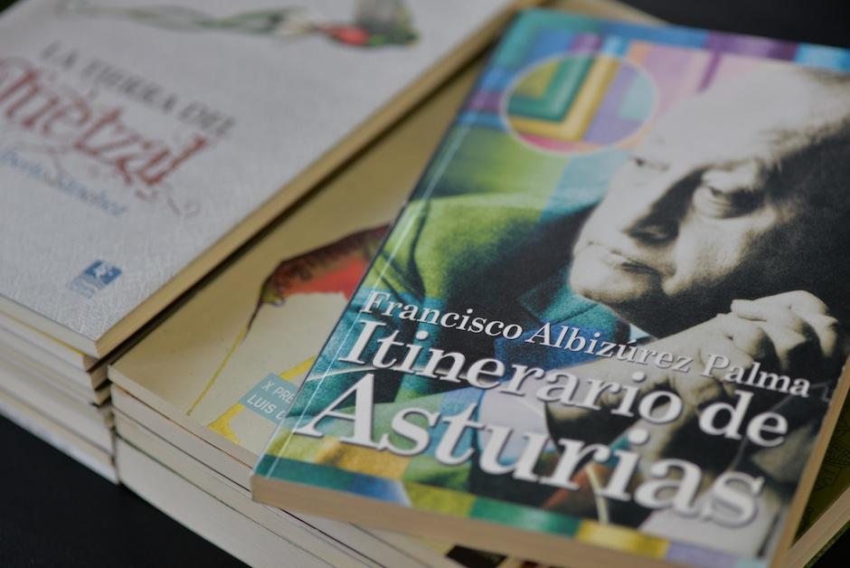 También promueve el desarrollo de la literatura guatemalteca. (Foto: Wilder López/Soy502)