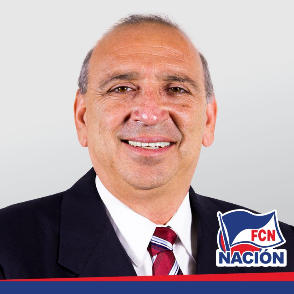 Eduardo Ramiro de Matta es el ungido por el FCN para ser Vicepresidente del Congreso. (Foto: Eduardo Ramiro de Matta/Facebook)