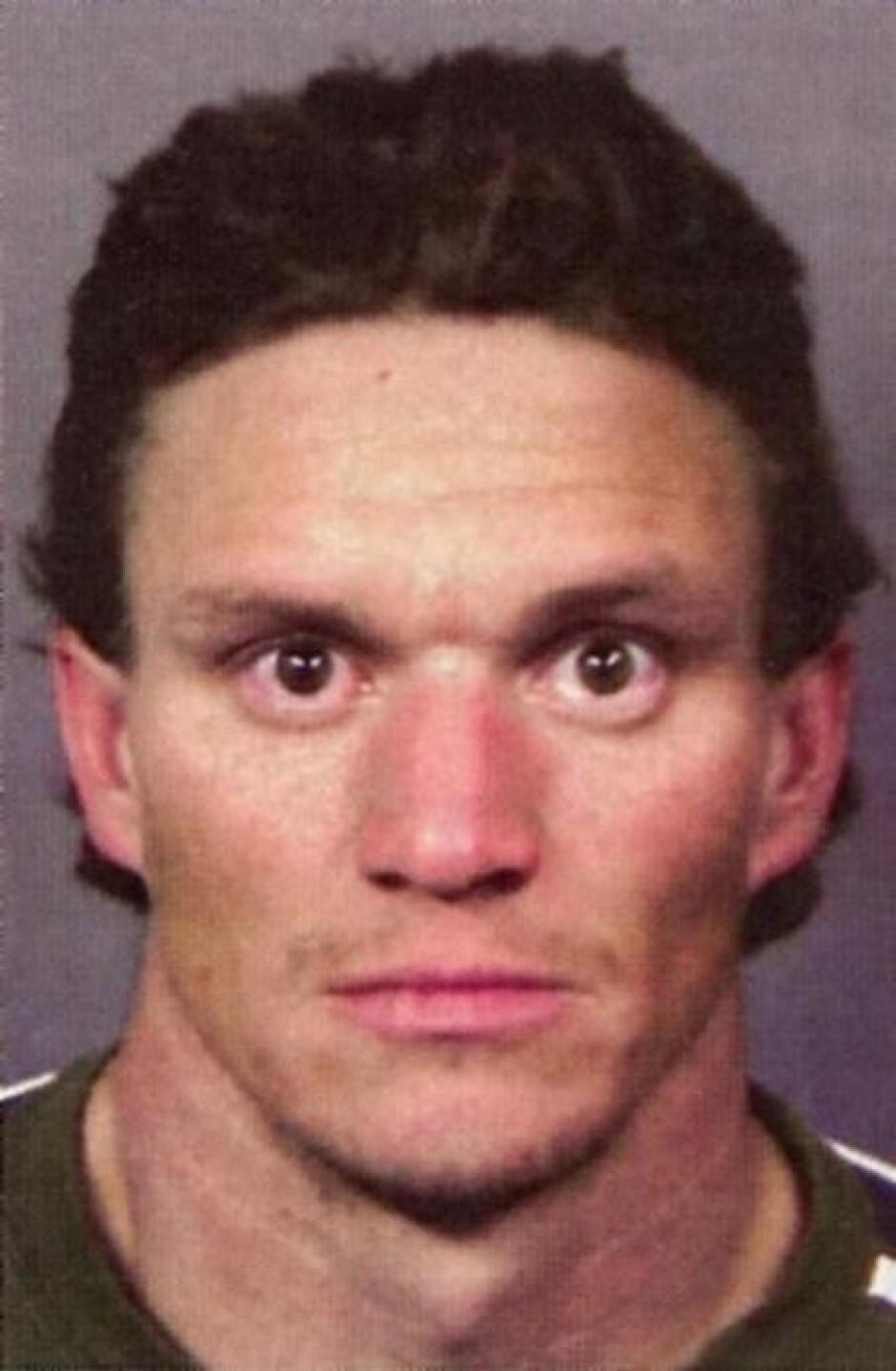 Edward Lee Leblanc era considerado un fugitivo peligroso. (Foto: FBI)
