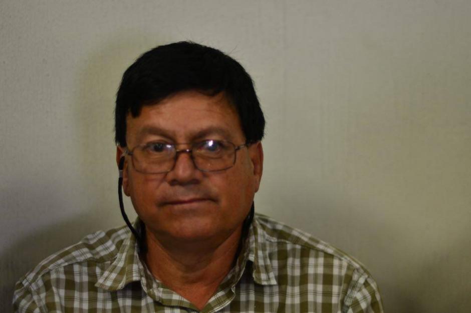 El Ministerio Público había solicitado medida sustitutiva para Edvin Ramos,  exdirector de AMSA.  (Foto: Jesús Alfonso/Soy502)