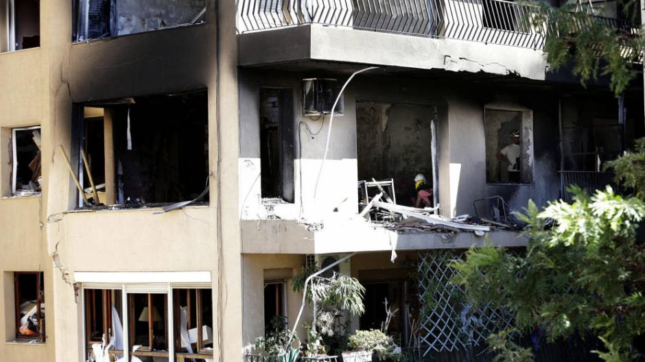 Por el momento se registra un muerto y 17 heridos. (Foto: EFE)