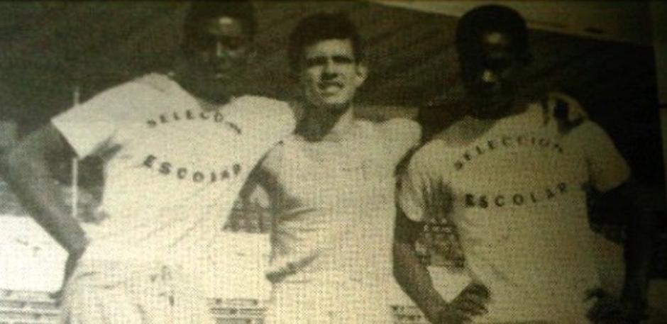 Efraín Recinos también fue un gran atleta, participando en los Juegos Panamericanos. (Foto: Emisoras Unidas)