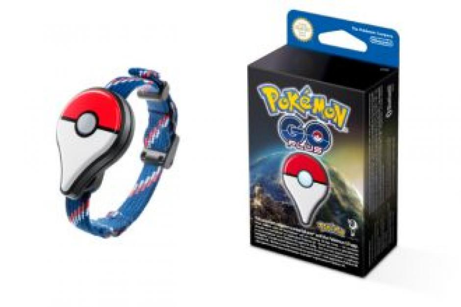El Pokémon Go Plus está listo para salir al mercado. (Foto: Twitter)