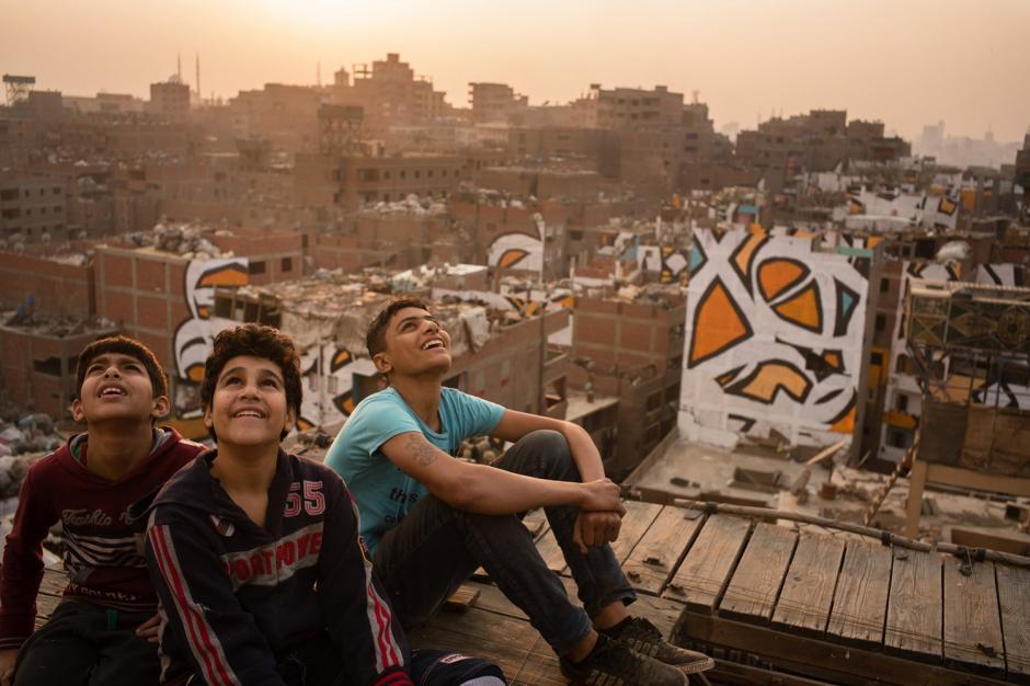 En esta parte de la ciudad no corre agua potable ni hay electricidad. (Foto: hypebeast.com)