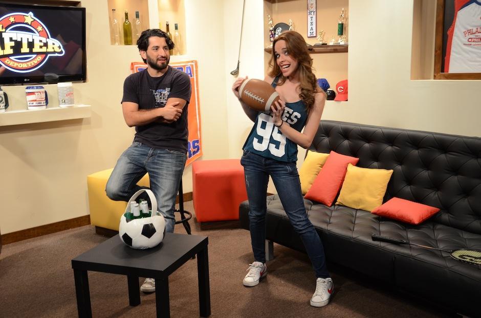 El programa lleva una semana al aire. (Foto: Selene Mejía/Soy502)