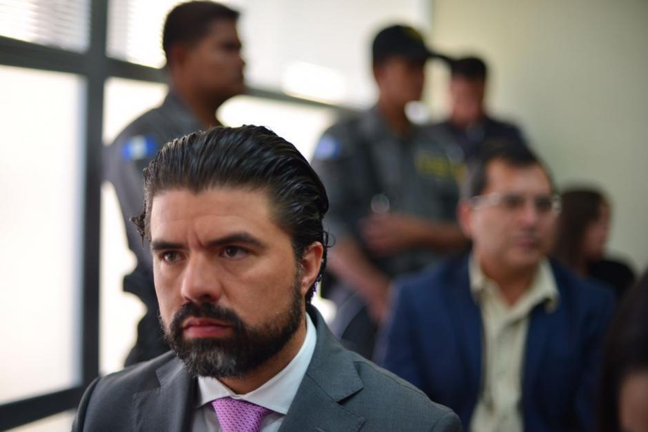 Jonathan Chévez implicado en casos contra Otto Pérez Molina también figura en El Bodegón. (Foto: Jesús Alfonso/Soy502)