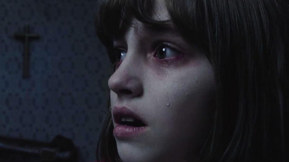Esta es una escena de la película. (Foto: The conjuring2)