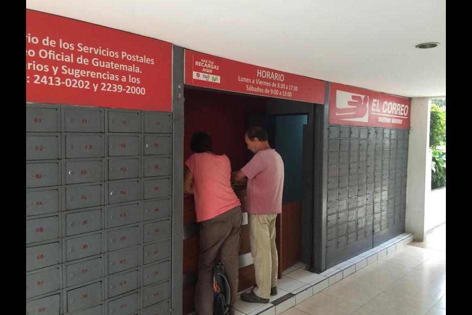 Se habilitará una agencia en zona 5 y la agencia central. (Foto: Roberto Caubilla/Soy502)