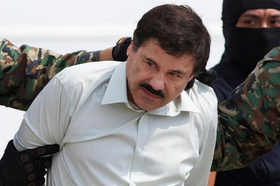 Guzmán se encuentra en prisión en Estados Unidos tras ser extraditado. (Foto: El Debate)
