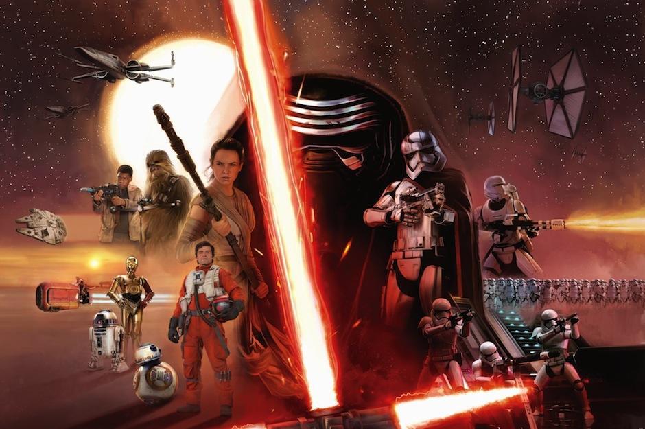 Star Wars, el despertar de la fuerza agregó diversidad a su historia. (Foto: Star Wars)
