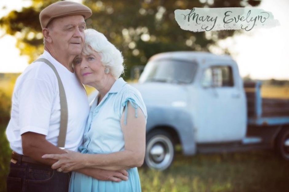 Clemma y Sterling se casaron un 28 de febrero de 1959. (Foto: buzzfeed.com)