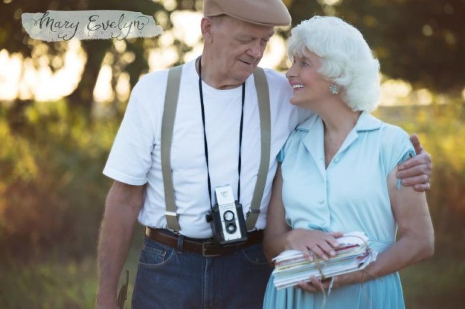 Los Elmore se emocionaron con la idea de inspirarse en la película. (Foto: buzzfeed.com)
