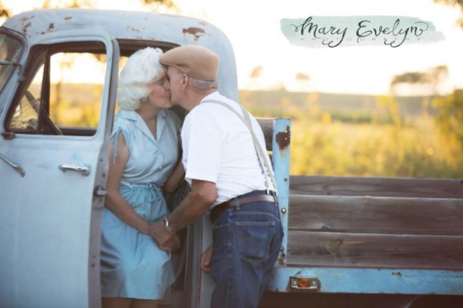 El secreto de los Elmore ha sido alimentar su amor durante todos los días de su vida. (Foto: buzzfeed.com)
